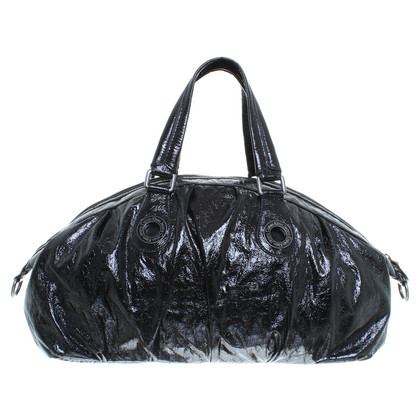 Calvin Klein Handtasche aus Lackleder