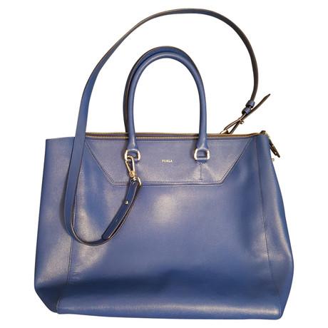 Furla Handtasche Blau Günstig Kaufen Gefälschte Hzk1GtO0
