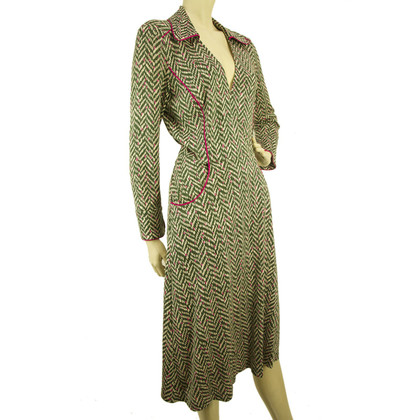 Diane von Furstenberg vestito a portafoglio