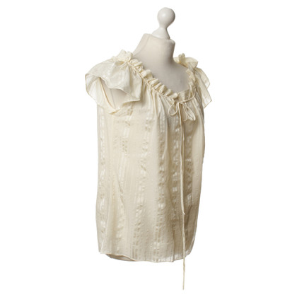 Milly Fuori la camicetta spalla