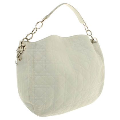 Christian Dior Shopper in white