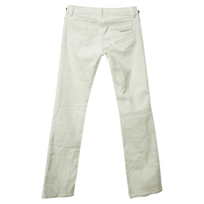 Prada Bootcut jeans in wit