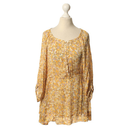 Drykorn Blouse with a floral pattern