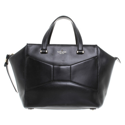 Kate Spade Black Purse made of leather