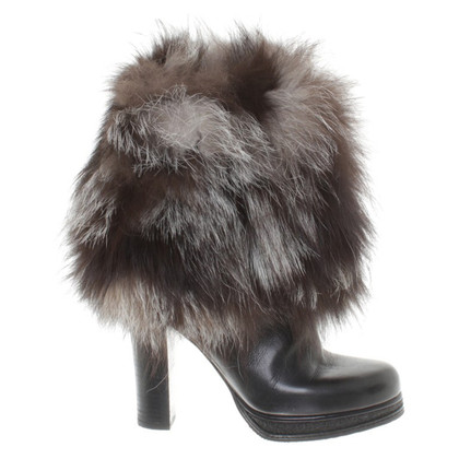Dolce & Gabbana Boots with fur