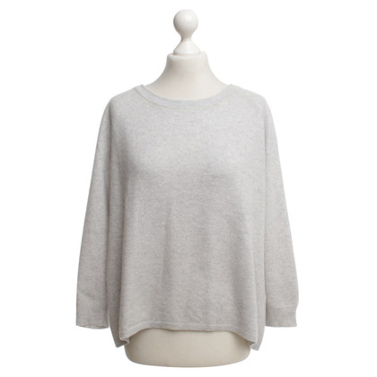 Duffy Cashmere sweater in grey
