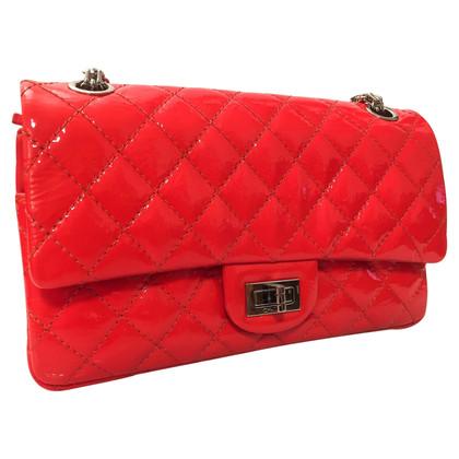 Chanel 2,55 doppia Flap Bag