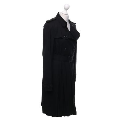 Burberry Cappotto nero