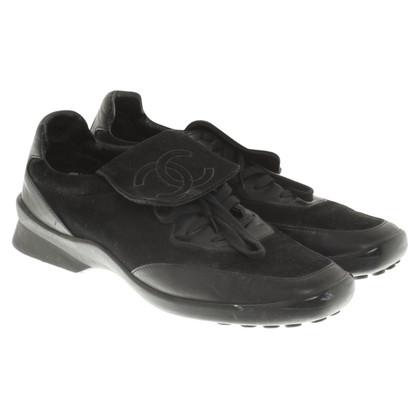 Chanel Sneakers in Schwarz