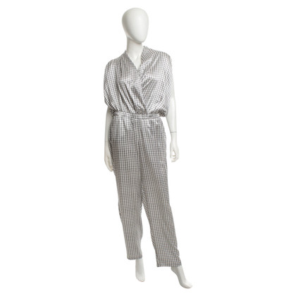 Guido Maria Kretschmer Silk jumpsuit