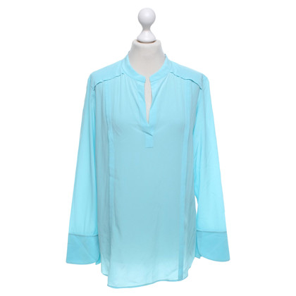 Van Laack Blusa in turchese