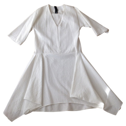 Zero & Maria Cornejo abito bianco