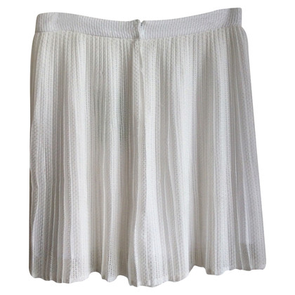 Kenzo Pleated skirt in white