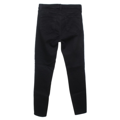 L'Agence Skinny jeans in black