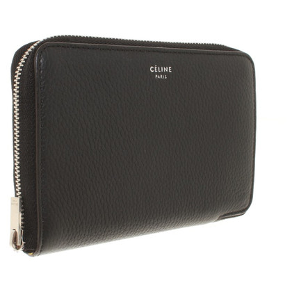 Céline Wallet in zwart