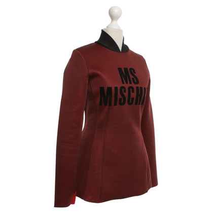 By Malene Birger Sweater in Bordeaux