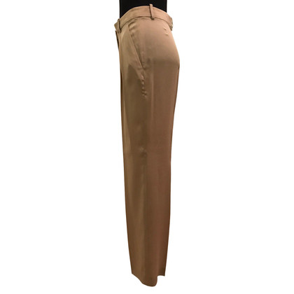 Versace trousers made of silk