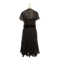 Nanette Lepore Lace dress in brown