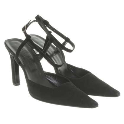 Max Mara Pumps aus Wildleder