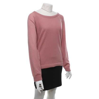 Friendly Hunting Maglione di cashmere in rosa