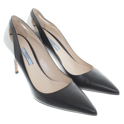 Prada Pumps in Bicolor