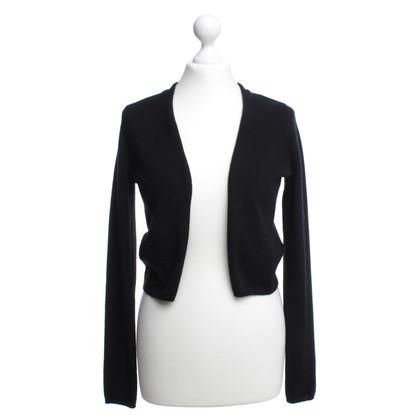 FTC Cashmere Cardigan in black