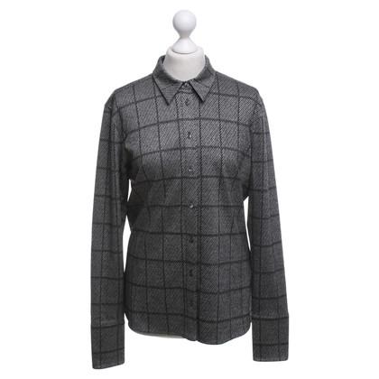 Drykorn Shirt con motivo a quadri