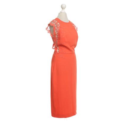 Ermanno Scervino Kleid in Orange
