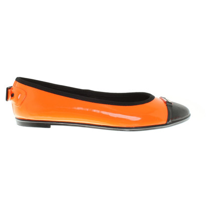 Hunter Ballerine a Orange