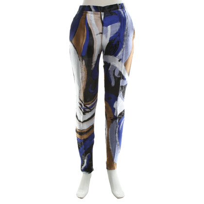Vionnet trousers with pattern7
