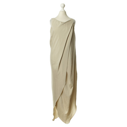 Brunello Cucinelli Kleid in Beige