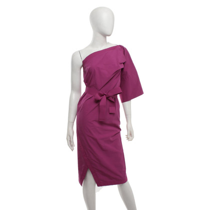 Bottega Veneta Dress in fuchsia