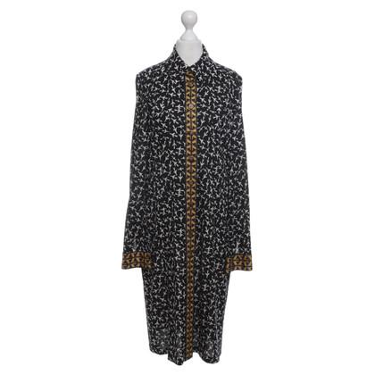Diane von Furstenberg Robe avec motif