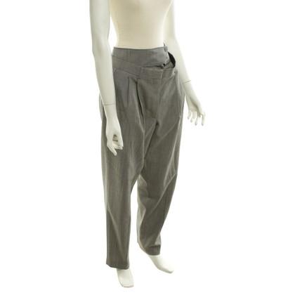 Dries van Noten Pantalon « Joyce » en gris