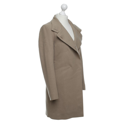 Costume National Coat in beige