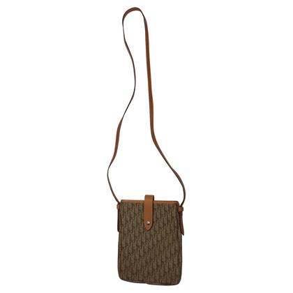 Christian Dior Leder-Handtasche