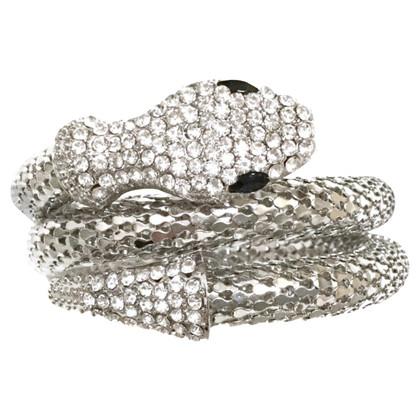 BCBG Max Azria Bracelet en forme de serpent