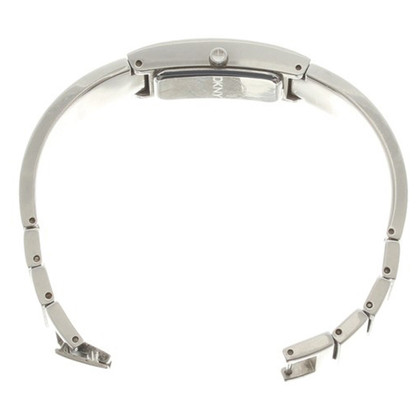 DKNY Wristwatch in silver