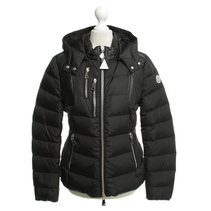 Moncler Jacket with leather trim