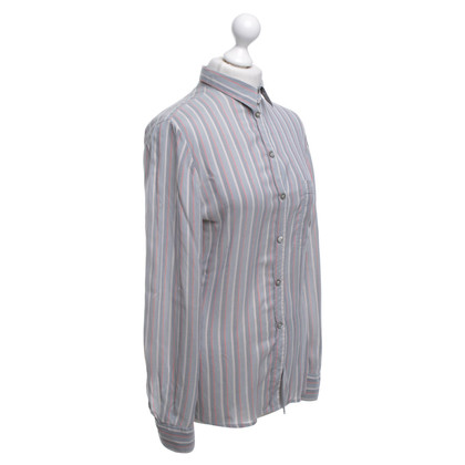 Armani Blouse with striped pattern