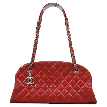 Chanel Mademoiselle Medium Bowling Bag