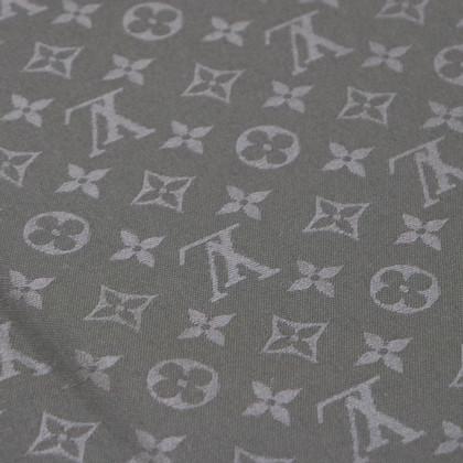 Louis Vuitton Monogram-Tuch in Schwarz