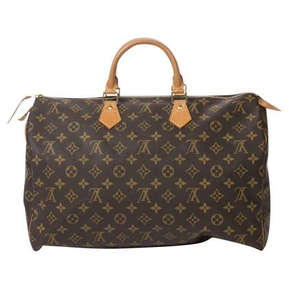 """Louis Vuitton """"Speedy 40 Monogram Canvas"""""""