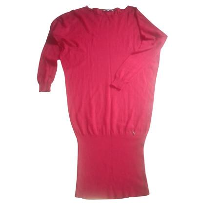 Patrizia Pepe Kleid aus Seide/Kaschmir