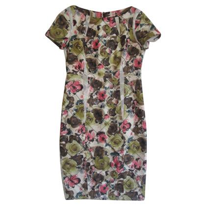 Thakoon silk floral dress