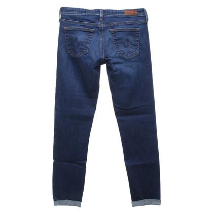 Adriano Goldschmied Jeans Skinny in blu