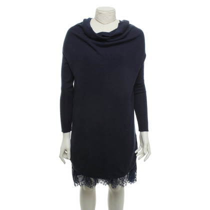 Twin-Set Simona Barbieri Tweedelige jurk met kanten rand