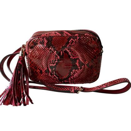 Gucci Soho Python Disco Bag