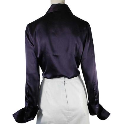 Aquascutum zijden blouse
