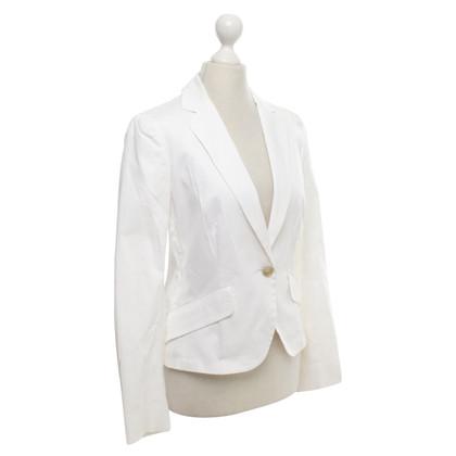 Max Mara Blazer in White